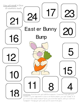 Easter Bunny Bump
