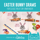 Easter Candy Grams   Bunny Grams   Class Treat or Fundraiser