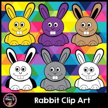 Rabbit Clip Art