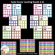Easter Bunny Counting Boards 1-12
