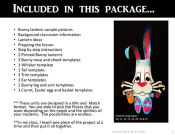 Easter Bunny Craft  ::  Bunny Craft  ::  Easter Craft