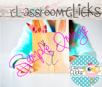 Easter Bunny Craft Image_298:Hi Res Images for Bloggers &