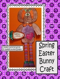 Spring Easter Bunny Craft