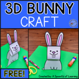 Easter Bunny Craft | Spring Activities | Easter Craft