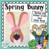 Spring and Easter Big Bunny Craft