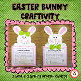 Easter Bunny Writing Craftivity {Common Core Aligned}