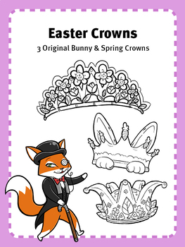 Easter Bunny Crown
