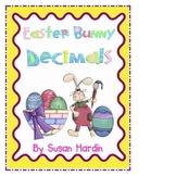 Easter Bunny Decimals