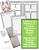 Easter Bunny Directed Drawing (How To Catch The Easter Bunny) K/1