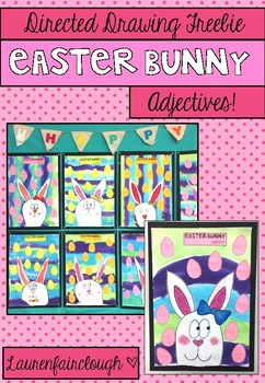 Easter Bunny Drawing Freebie