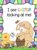 Easter Bunny, Easter Bunny, what do you see? (Easter symbol booklet)