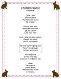 Easter Bunny Fluency Poem