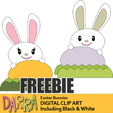 Easter Bunny Free Clip Art