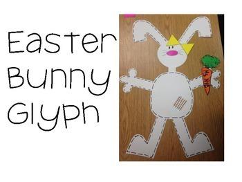 Easter Bunny Glyph