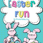 #betterthanchocolate Easter Bunny Glyph and Fun Activities for Easter