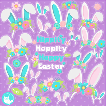 Easter Bunny Headband Worksheets Teaching Resources Tpt