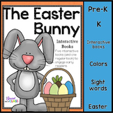 Adapted Books Easter Bunny Readers