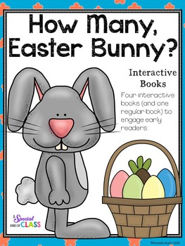 Adapted Books Easter Bunny Bundle