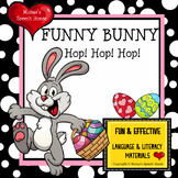 Easter Bunny: Interactive Speech Therapy