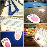 Easter Bunny Letter to Students Freebie (English and Spanish)