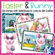 #SpringBackIn Easter & Bunny Listening Center with SafeSha