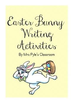 Easter Bunny Literacy Activities