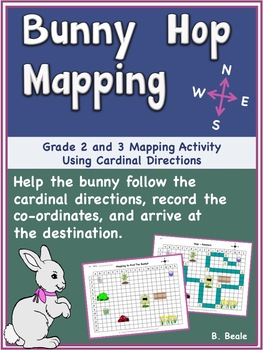 Easter Mapping - 11 pages