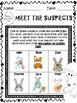 Easter Math Review Activity: C.S.I. Mystery {NO PREP}
