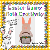 Easter Bunny Math Craftivity {Differentiated}