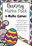 Easter Bunny Maths Games Pack