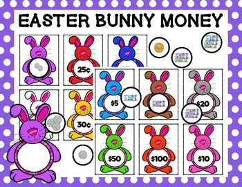 Easter Bunny Money