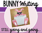 Bunny Writing