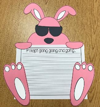 Bunny Writing