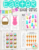 Easter Bunny Letter Games