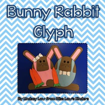 Easter Bunny Rabbit Glyph