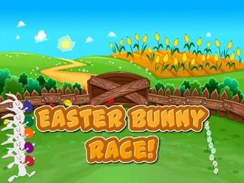 Easter Bunny Race!