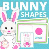 Easter Bunny Shape Sort | Bunny Activities | Spring Activities for Preschool