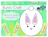Easter Bunny Spring Craft