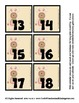 Easter Bunny Themed Calendar Pieces / Memory Game Sets - 3 designs - PreK