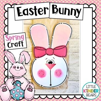 Easter Bunny Treat Sack Craft