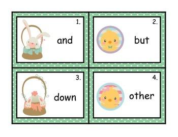 Easter Bunny and Chicks Kindergarten HFW