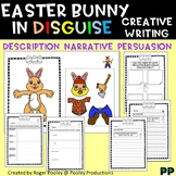 Easter Bunny in Disguise
