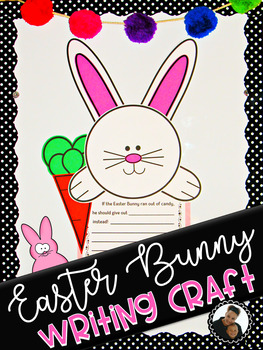 Easter Bunny or Rabbit Craft