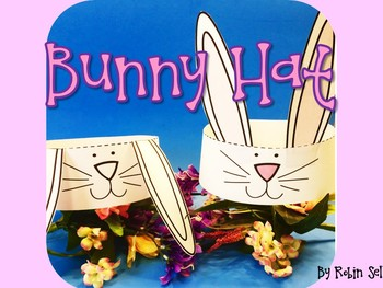 Easter Bunny's Assistant Craft* {Easter Bunny and Skunk Hat Combo}