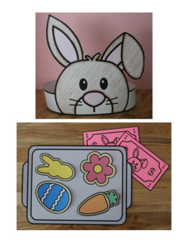 Easter Bunny's Cookie Shop (Dramatic Play)