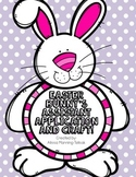 Easter Bunny's Assistant Application and Craft