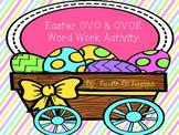 Easter CVC & CVCE words