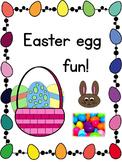 Easter CVC Fun