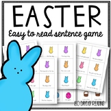 Easter CVC Simple Sentence Game
