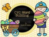 Easter CVC Word Building